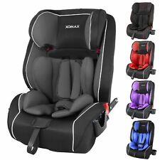 Silla de coche para niños con IsoFIX 9 a 36KG grupo 1 2 3 ECE diferentes colores