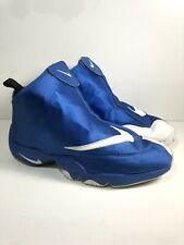 be8fcf712ddce Nike Air Zoom Flight The Glove Royal Blue Devils White Black 616772-400 Sz  12