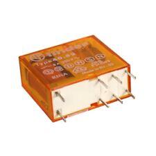 Steck-//Print-Relais 24VDC 2x Wechsler 1200 Ohm 250VAC//8A 40.52.7.024.5000