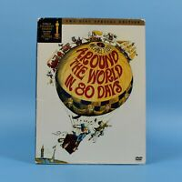 Around The World In 80 Days - Two-Disc Special Edition DVD - Bilingual