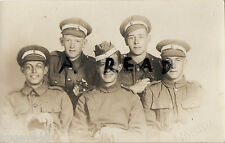 WW1 Airman Officer Cadet No 2 Wing RFC Royal Flying Corps South Africa Hastings