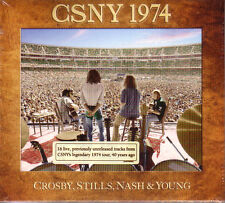 CD (NEU!) CROSBY STILLS NASH & YOUNG - 1974 (live David Neil Stephen CSNY mkmbh