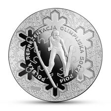 Poland / Polen - 10zl Polish Olympic Team Sochi 2014