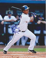 RUBEN TEJADA Signed Autograph Auto 8x10 Picture Photo New York Mets COA