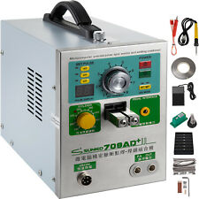 709ad Pulse Battery Spot Welder Withiron Soldering Station S70bn Pen 800a 32kw