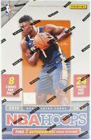2019/20 Panini Hoops NBA Basketball card Hobby Box ZION WILLIAMSON AUTO RC? NEW!