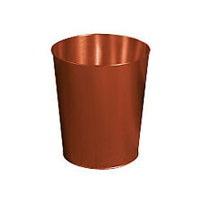 SupaHome Swpb3 Waste Paper Bin Copper 255mm High