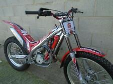 Gas Gas TXT280 Pro trials bike .