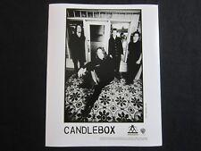CANDLEBOX—1998 PUBLICITY PHOTO*