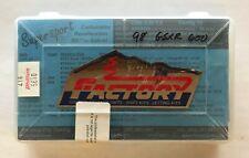 1998 GSXR 600 Factory Pro Tuning Carburetor Recalibration Jet Kit CRB-S38-1.0