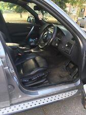 BMW X3 3.0i petrol LPG Spares or repairs