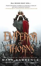EMPEROR OF THORNS [9780425256541] - MARK LAWRENCE (PAPERBACK) NEW
