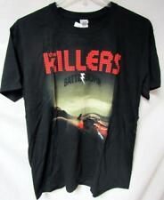 The Killers Mens XL Screened Short Sleeve Battleborn US Tour 2012 T-shirt C1 948