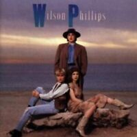 Wilson Phillips - Wilson Phillips (NEW CD)