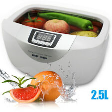25l Commercial Timer Ultrasonic Cleaner For Baby Bottle Fruits Jewelry Cleaning