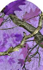20 water slide nail art transfer real tree purple camouflage full nail