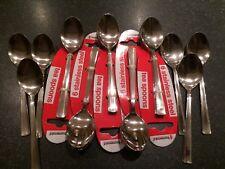36 x Teaspoons Stainless Steel Spoons Tea Spoon