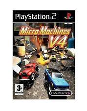 Micro Machine V4 (Sony PlayStation 2, 2006) - European Version