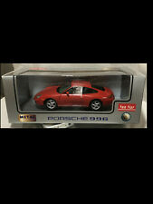 1998 Porsche 996 Carrera Cup RED 1:18 SunStar 1200