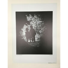 W. Eugene Smith - The Walk to Paradise Garden – 1987 – Offset Poster – Small