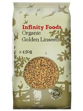 Infinity Organic Golden lin 450 g