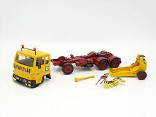 Base Joal Résine 1/50 - Renault R350 Tracteur Convoi Caterpillar