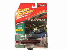 Johnny Lightning JLSP008 Muscle Cars 1961 Pontiac Catalina Version A Red Poly