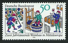 Germany 1338, MNH. Wine production in Central Europe, 2000th anniv. 1980