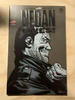 NEGAN LIVES #1 SILVER FOIL VARIANT THE WALKING DEAD ROBERT KIRKMAN