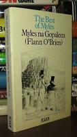 O'Brien, Flann THE BEST OF MYLES NA GOPALEEN  1st Edition Thus 6th Printing