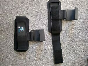 Fit-tech powers hooks weight lifting strap FREE UK POSTAGE