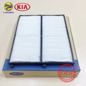 Kia Caren 2/Naza Citra Cabin Blower Air Filter