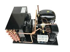 Indoor Condensing Unit 34 Hp Low Temp R404a 115v Embraco Nt2168gkv