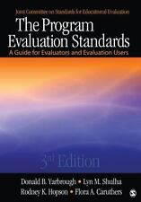 The Program Evaluation Standards : A Guide for Evaluators and Evaluation...