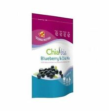 Chia Bia Milled Chia Seed & Blueberry Mix 100g