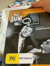 The Saint: The Complete dvd collection region 4   t102 rare oop