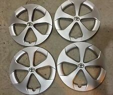 "Set Of 4 61167 NEW 2011 12 13 14 2015 Toyota PRIUS 15""  Hubcaps Wheel Covers"