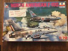 North American F-100 ESCI 1:72
