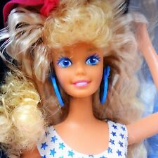 Vintage 1989 All Stars Barbie Doll Mint in slightly worn box