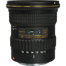 TOKINA AT-X PRO 11-16mm F/2.8 AT-X DX AF MF Lens For Nikon F SUPER WIDE ANGLE