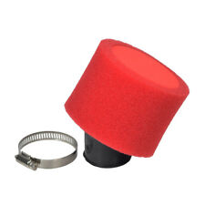 35mm Air Filter with Angled Fitting for 50cc - 110cc ATVs & Dirt Bikes