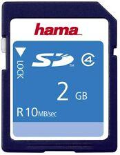 Hama SD-Card 55377 SD 2GB Class4