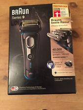 Braun Series 9 Electric Rechargeable Shaver for Men with Charging Stand 9242s