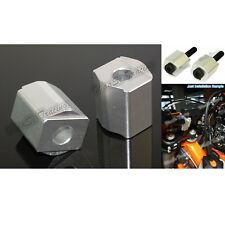Argenté guidon de hauteur bar riser 30mm for KTM 125-530cc SX/EXC 690 Enduro/SMC