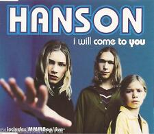 HANSON - I Will Come To You (UK 4 Tk CD Single Pt 1)