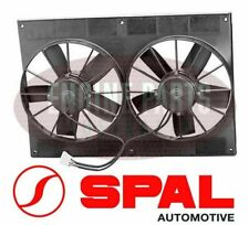 "SPAL TWIN 11"" THERMO FANS ELECTRIC 12V 1700CFM FORD FALCON XR XT XW XY XA XB XC"