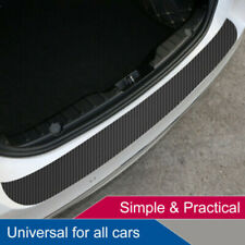 Car Sticker Bumper Protector Anti Scratch Trunk Tail Lip Protection Decal Strips