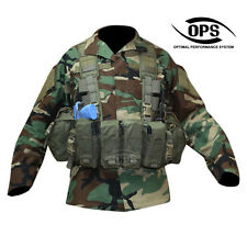 O.P.S/UR-TACTICAL Enhanced Combat Chest Rig in RANGER GREEN