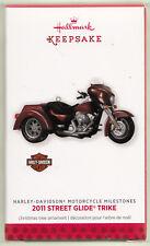 2013 Hallmark Ornament   2011 STREET GLIDE TRIKE   Harley-Davidson   Series