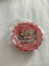 Yankee Candle Tart Wax Melts - Tropical Fruit